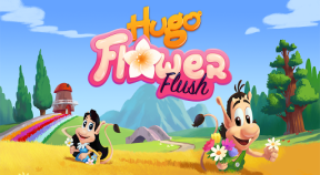 hugo flower flush google play achievements