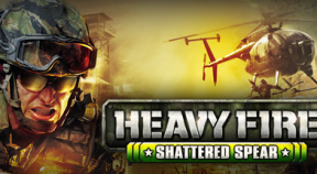 heavy fire  shattered spear steam achievements