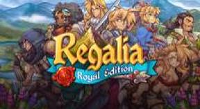 regalia royal edition gog achievements