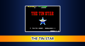 arcade archives the tin star ps4 trophies