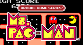 arcade game series  ms. pac man ps4 trophies