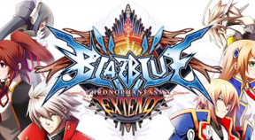 blazblue  chronophantasma extend steam achievements