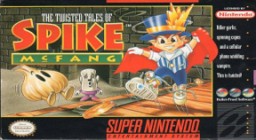 the twisted tales of spike mcfang retro achievements