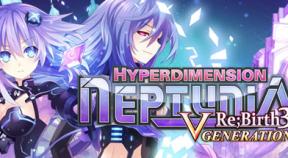 hyperdimension neptunia rebirth3 v generation steam achievements