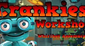 crankies workshop  freebot assembly steam achievements