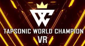 tapsonic world champion vr steam achievements