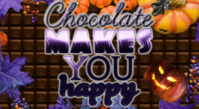 chocolate makes you happy  halloween steam achievements
