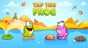 tap the frog google play achievements