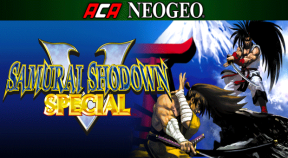 aca neogeo samurai shodown v special windows 10 achievements
