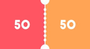5050 split up! google play achievements