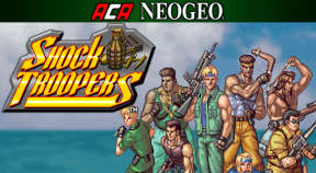 aca neogeo shock troopers windows 10 achievements