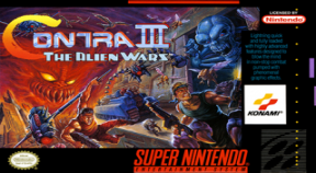 contra iii  the alien wars retro achievements