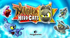 ninja hero cats google play achievements