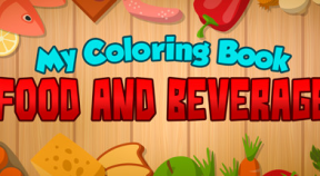 my coloring book  food and beverage steam achievements