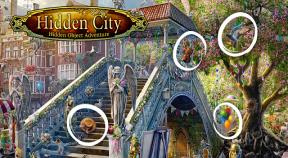 hidden city google play achievements