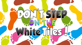 don't step on the white tiles! google play achievements