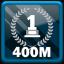 Win 400m Dash