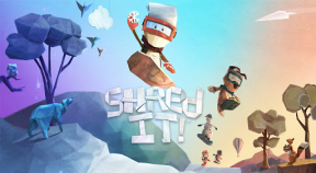 shred it! google play achievements