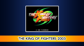 aca neogeo the king of fighters 2003 ps4 trophies