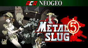 aca neogeo metal slug 5 windows 10 achievements