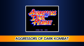 aca neogeo aggressors of dark kombat ps4 trophies
