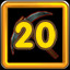 Miner's Guild Level 20