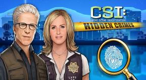 csi  hidden crimes google play achievements