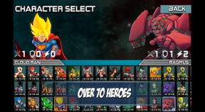 super hero fighters 3 google play achievements
