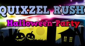 quixzel rush  halloween party steam achievements