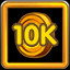 Collect 10K Coins