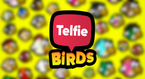 telfie birds google play achievements