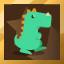 Dino Whack Gold