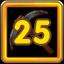 Miner's Guild Level 25