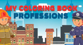 my coloring book  professions steam achievements