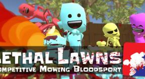 lethal lawns  competitive mowing bloodsport steam achievements
