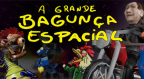 a grande bagunca espacial the big space mess steam achievements