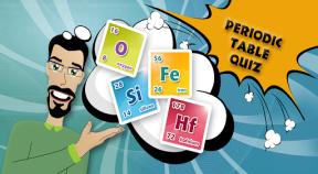 periodic table quiz google play achievements