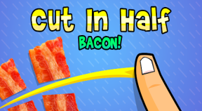 cut in half  bacon google play achievements