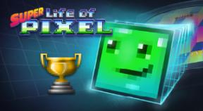 super life of pixel ps4 trophies