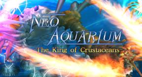 neo aquarium the king of crustaceans steam achievements