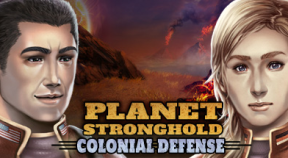 planet stronghold  colonial defense steam achievements