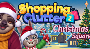 shopping clutter 2  christmas square steam achievements