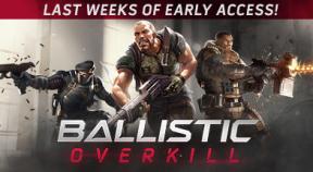 ballistic overkill steam achievements