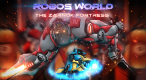 robo's world  the zarnok fortress steam achievements