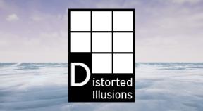 distorted illusions steam achievements