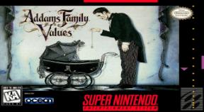 addams family values retro achievements