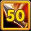 Adventurer Level 50