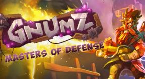 gnumz  masters of defense steam achievements