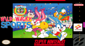 tiny toon adventures  wacky sports challenge retro achievements