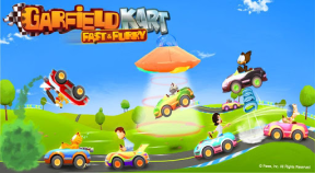 garfield kart fast and furry google play achievements